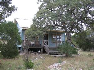 Texas Real estate - Property in CAMP WOOD,TX
